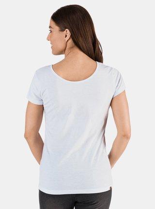 Biele dámske basic tričko SAM 73
