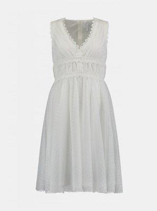 Bílé šaty Haily´s Luna