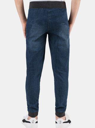 Tmavě modré klučičí kalhoty SAM 73 Fergus