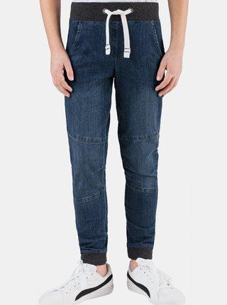 Tmavě modré klučičí kalhoty SAM 73