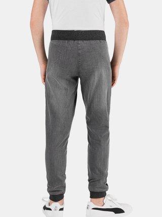 Šedé chlapčenské nohavice SAM 73