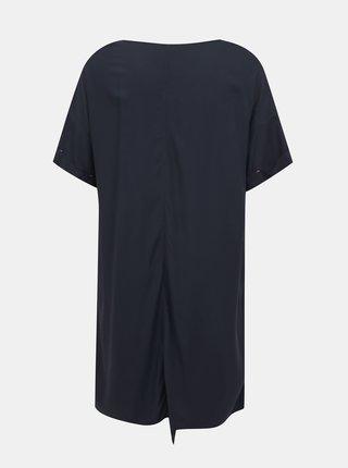 Tmavě modré šaty My True Me Tom Tailor