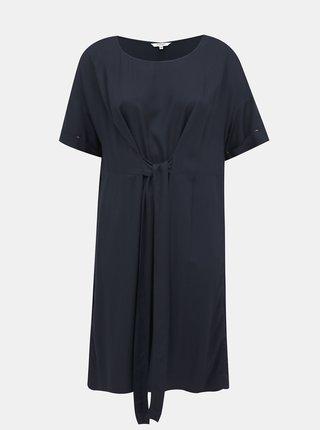 Tmavomodré šaty My True Me Tom Tailor