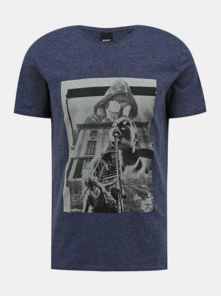 Tmavomodré pánske tričko ZOOT Brody