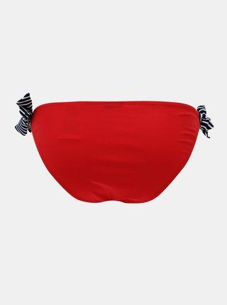 Červený dámský spodní díl plavek ZOOT Beverlye