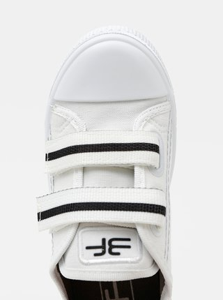 Bílé klučičí tenisky 3F
