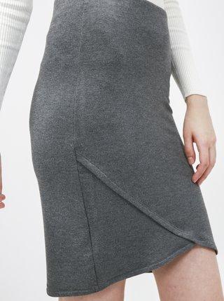 Šedá basic sukňa ZOOT Baseline Anja