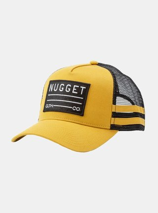 Žltá pánska šiltovka NUGGET Slope