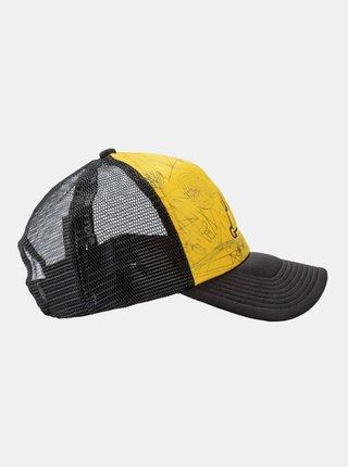 Žltá pánska šiltovka NUGGET Shell