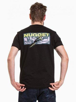 Černé pánské tričko NUGGET Fulcrum