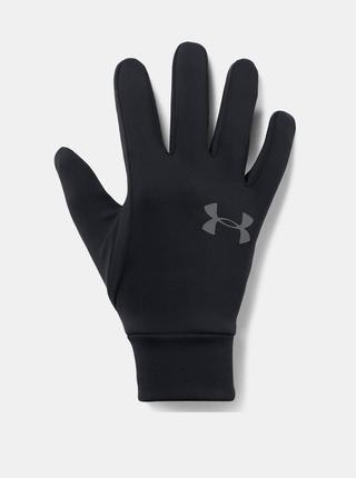 Černé pánské rukavice Liner Under Armour