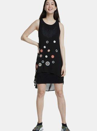Černé šaty Desigual