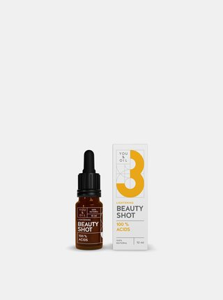 Pleťové sérum Beauty Shot 100% Acids 10 ml You & Oil