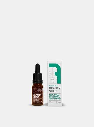 Beauty Shot 100% Regenerační konopné pleťové sérum 10 ml You & Oil