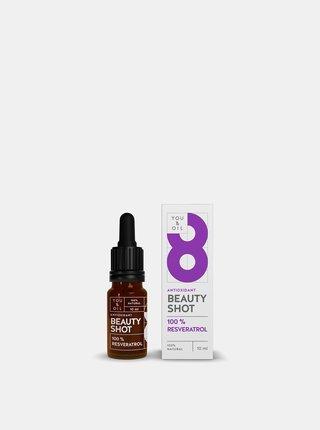 Pleťové sérum Beauty Shot 100% Resveratrol 10 ml You & Oil