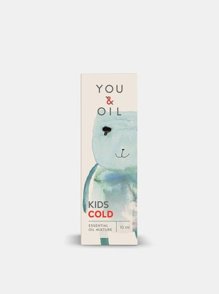 Směs esenciálních olejů KIDS Nachlazení 10 ml You & Oil