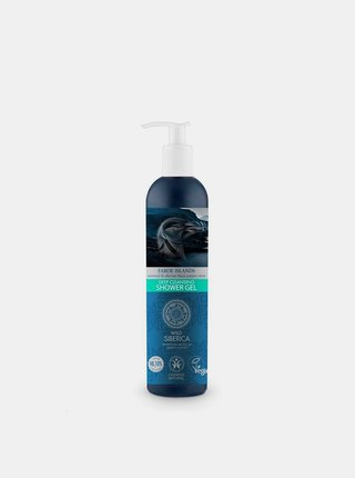 Sprchový gel pro hloubkové čištění Faroe Islands 400 ml Natura Siberica