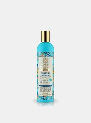 Rakytníkový šampon pro poškozené vlasy 400 ml Natura Siberica