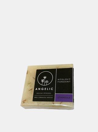 Mýdlo s výtažky z levandule 105 g Angelic