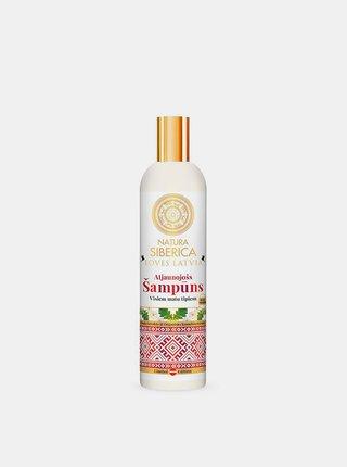 Regenerační šampon Loves Latvia 400 ml Natura Siberica