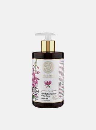 Šampon pro jemné vlasy bez objemu 480 ml Natura Siberica