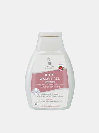 Intimní mycí gel s výtažkem z brusinek 250 ml Bioturm