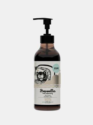 Sprchový gel s vůní kadidlovníku a rozmarýnu 400 ml Yope