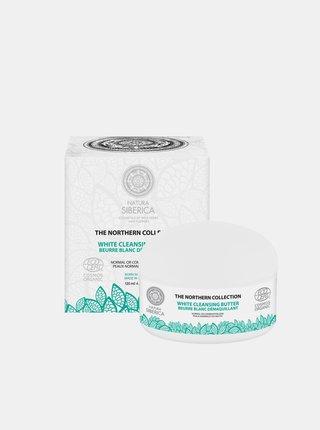 Bílé čistící máslo pro normální a smíšenou pleť 120 ml Natura Siberica