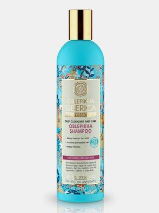 Rakytníkový šampon pro normální a mastné vlasy 400 ml Natura Siberica