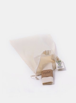 Plátěný sáčok - malý 30 x 20 cm Casa Organica