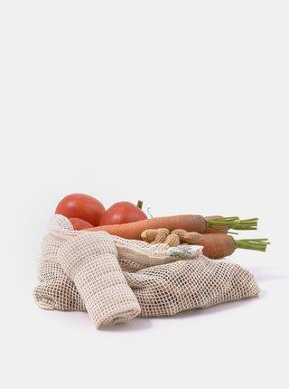 Síťovinový sáček - střední 38 x 30 cm Casa Organica