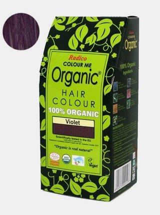 Přírodní barva na vlasy BIO - fialová 100 g Radico