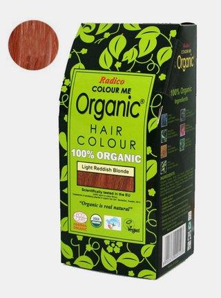 Přírodní barva na vlasy BIO - světle načervenalá blond 100 g Radico