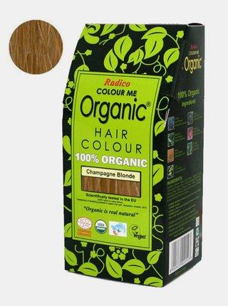 Přírodní barva na vlasy BIO - šampaňská blond 100 g Radico