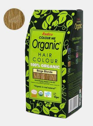 Přírodní barva na vlasy BIO - béžová blond 100 g Radico