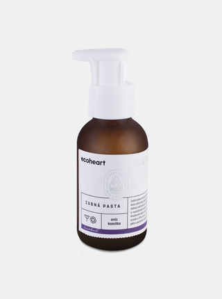 Zubní pasta s anýzem a slaměnkou Herbal 100 ml Ecoheart