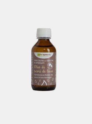 Lněný vlasový olej za studena lisovaný BIO 100 ml laSaponaria