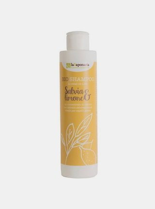 Šampon se šalvějí a citrónem BIO 200 ml laSaponaria