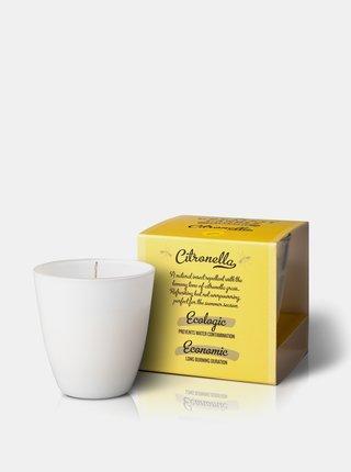 Vonná sviečka v skle s repelentným účinkom - citronela 130 g The Greatest Candle In The World