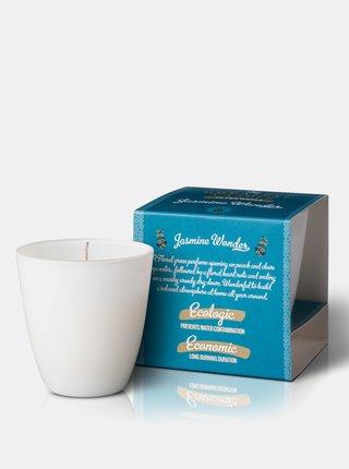 Vonná svíčka ve skle - jasmínový zázrak 130 g The Greatest Candle In The World