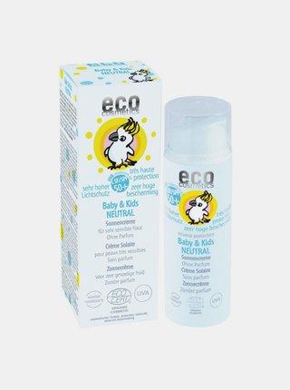 Dětský opalovací krém Neutral SPF 50+ BIO 75 ml Eco Cosmetics