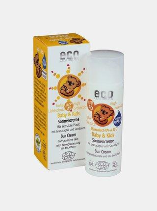 Dětský opalovací krém SPF 45 BIO 50 ml Eco Cosmetics