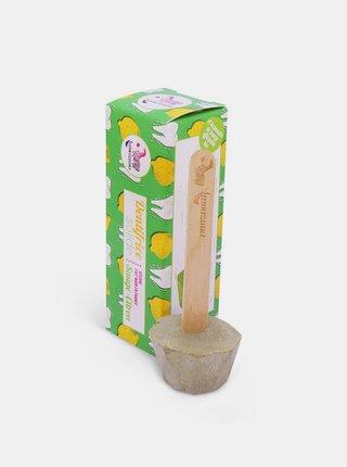 Tuhá zubní pasta - šalvěj a citrón 17 g Lamazuna