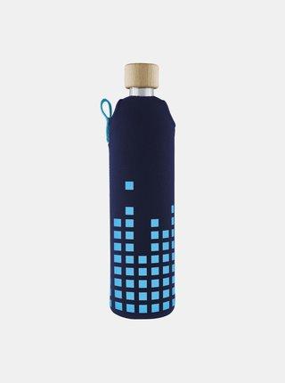Sklenená fľaša v neoprénovom obale Drinkit Dešťovka 500 ml