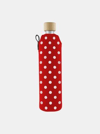 Skleněná láhev v neoprenovém obalu Drinkit Ferda 500 ml