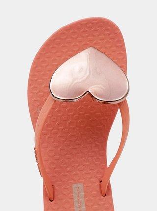 Růžové holčičí žabky Ipanema