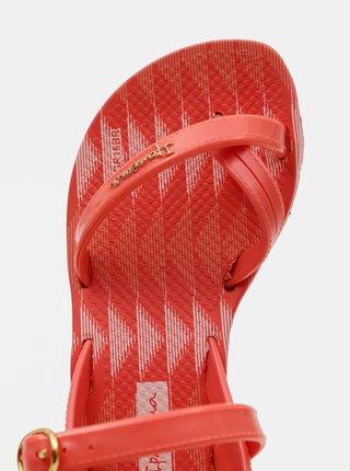 Ružové dievčenské sandále Ipanema