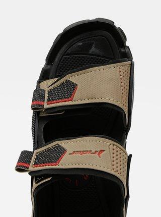 Béžové pánske sandále Rider