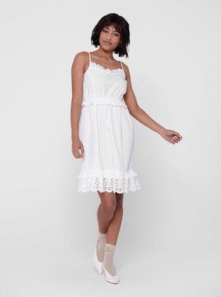 Bílé šaty Jacqueline de Yong