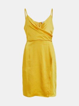 Žluté šaty VILA